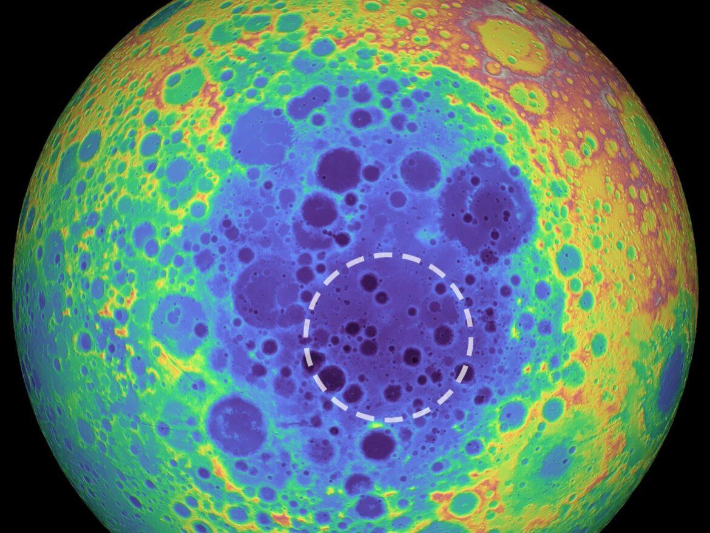 Μυστήριο στη Σελήνη