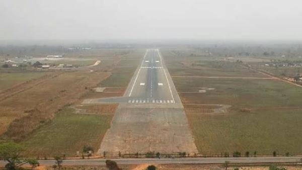 Το μοναδικό αεροδρόμιο που είναι εγκατεστημένο σε αρχαίο κοσμοδρόμιο