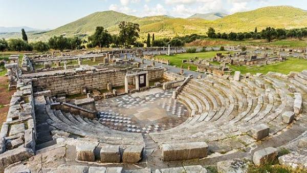 Οι αρχαίες πόλεις της Ελλάδας που δεν ξέρατε