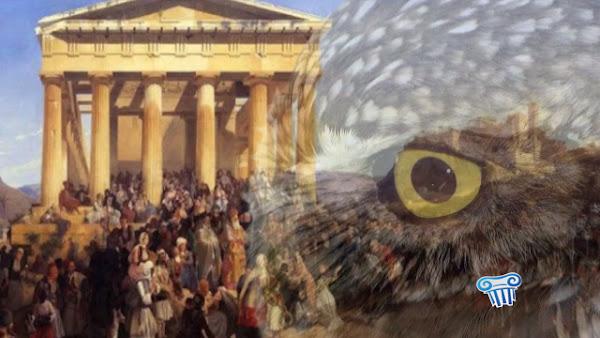 Τι σημαίνει η φράση «κομίζω Γλαύκα εις Αθήνας» -Το περιστατικό
