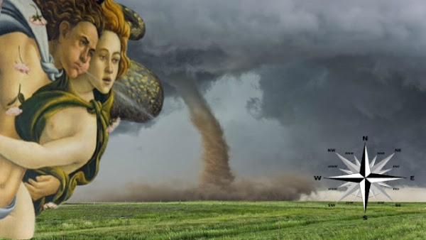Οι άνεμοι των Αρχαίων Ελλήνων