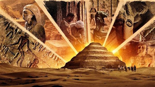 Η επανάσταση των Πυραμίδων. Το τεκμηριογράφημα που συντρίβει την Γνωστή Ιστορία